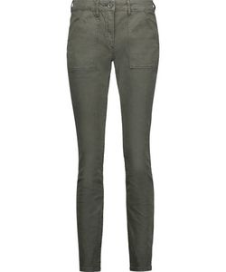 3X1 | W2 Cotton-Blend Skinny Pants