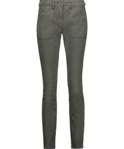 3X1 | W2 Cotton-Blend Skinny Pants