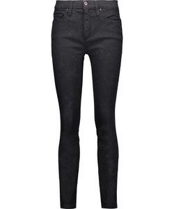 Simon Miller   Denton Mid-Rise Skinny Jeans