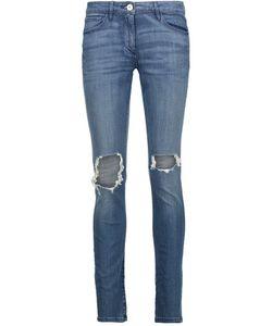 3X1 | W2 Distressed Mid-Rise Skinny Jeans