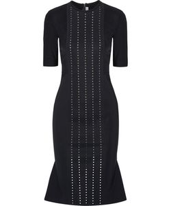 Dion Lee | Aperture Swarovski Crystal-Embellished Tech-Jersey Dress