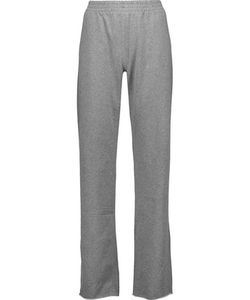 Norma Kamali | Stretch-Cotton Track Pants