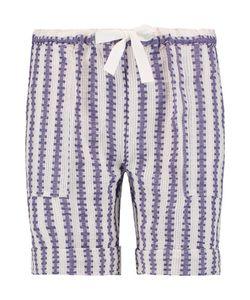 Lemlem | Elsabet Cotton-Blend Jacquard Shorts