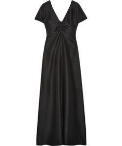 Barbara Casasola | Silk Crepe De Chine Maxi Dress