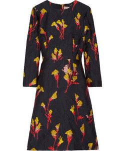 Jason Wu | Printed Jacquard Mini Dress