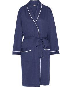 Cosabella   Cortina Cotton-Blend Robe