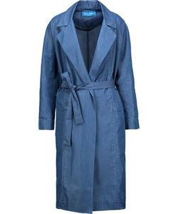 M.i.h Jeans | Carmel Cotton-Blend Chambray Trench Coat