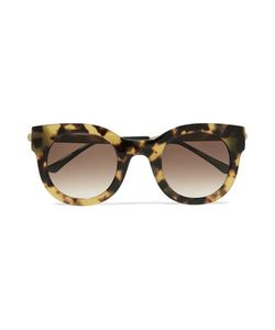 Thierry Lasry | Draggy Round-Frame Acetate And Metal Sunglasses