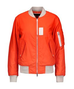 Rag & Bone | Georgie Shell Bomber Jacket