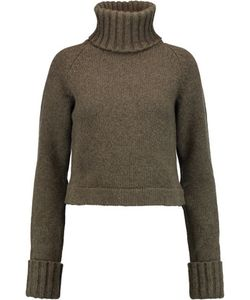 Antonio Berardi | Wool And Cashmere-Blend Turtleneck Sweater