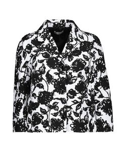 Michael Kors Collection | Printed Cotton And Silk-Blend Jacket