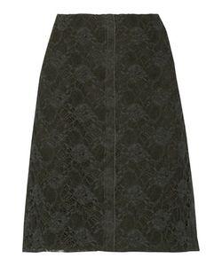 Nina Ricci | Cotton-Blend Lace Skirt