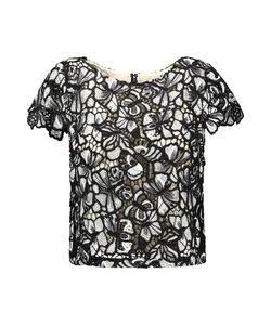 Alice + Olivia | Eve Cropped Lace Top
