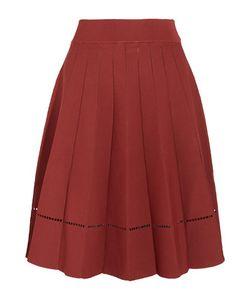 A.L.C. | A.L.C. Nicole Cutout Stretch-Knit Skirt