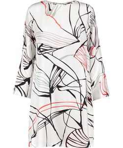 Raoul   Bonnie Printed Silk Mini Dress