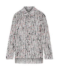 Carven | Printed Georgette Shirt