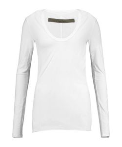 Enza Costa | Stretch-Cotton Jersey Top