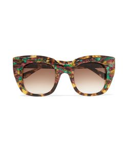 Thierry Lasry | Intimacy Square-Frame Acetate Sunglasses