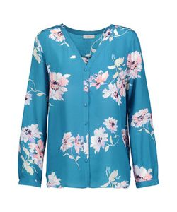 Joie | Michi Print Silk-Satin Blouse