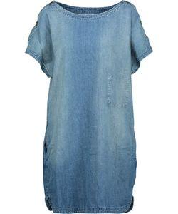 Current/Elliott | Faded Denim Mini Dress
