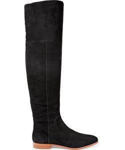 Loeffler Randall | Suede Thigh Boots