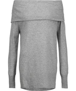 Madeleine Thompson | Draped Cashmere And Wool-Blend Sweater