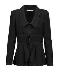 Oscar de la Renta | Chelsea Wool-Blend Boucl Eacute Jacket