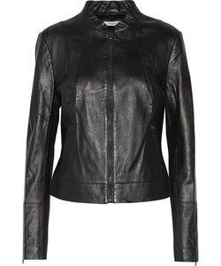J Brand | Docweiler Leather Biker Jacket