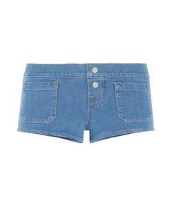 J Brand | Stretch-Denim Shorts Small