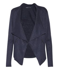 Majestic | Linen And Silk-Blend Cardigan