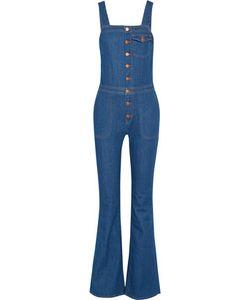 M.i.h Jeans | Dix Stretch-Denim Overalls