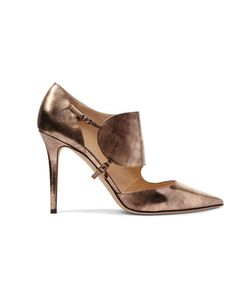 Jimmy Choo | Heath Patent-Leather Pumps