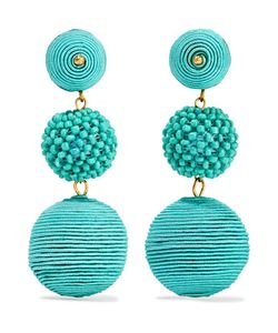 Kenneth Jay Lane | Beaded Earrings