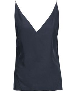 J Brand | Lucy Washed-Silk Camisole