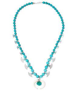 Chanluu | Chan Luu Beaded Stone And Tone Necklace