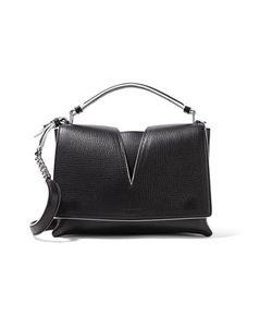Jil Sander | Cutout Textured-Leather Shoulder Bag