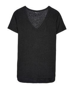 Majestic | Linen T-Shirt
