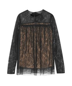 Jason Wu | Daffodil Pleated Lace Top