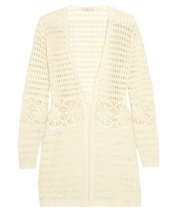 Tory Burch | Nerano Crocheted Cotton Robe