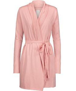 Skin   Pima Cotton-Jersey Robe