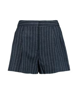 3.1 Phillip Lim | Pinstriped Linen Shorts