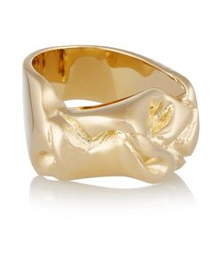 Jennifer Fisher | Bow Plated Ring