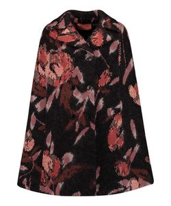 Missoni | Intarsia Wool-Blend Cape