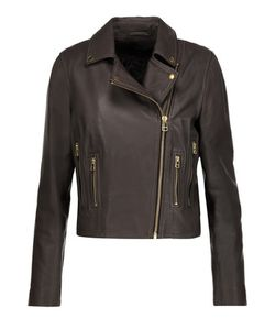 Muubaa | Harrier Leather Biker Jacket