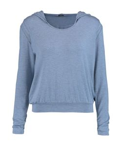 Heidi Klum Intimates | Cozy Mornings Lace-Trimmed Stretch-Jersey Hooded Top