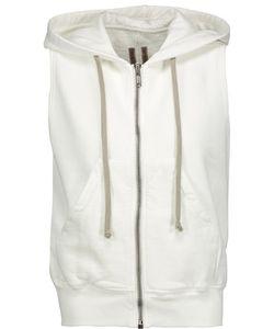 Rick Owens | Dark Shadow Cotton-Jersey Hooded Sweatshirt