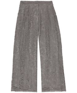 Adam Lippes | Cotton-Blend Corded Lace Culottes