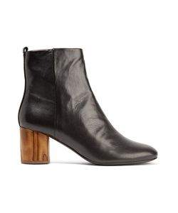 Tory Burch | Madera Leather Ankle Boots