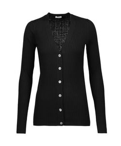 Vince | Ribbed-Knit Cardigan