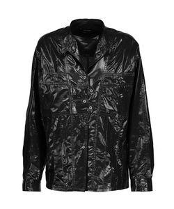 Isabel Marant | Nancy Silk-Blend Lamé Shirt